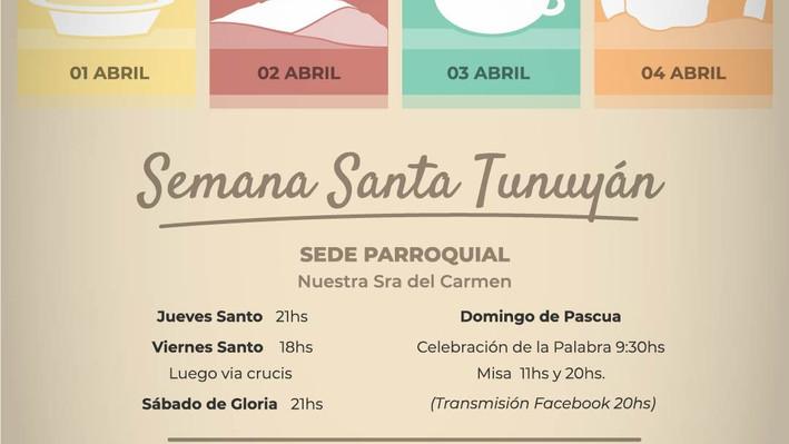 Semana Santa Tunuyán