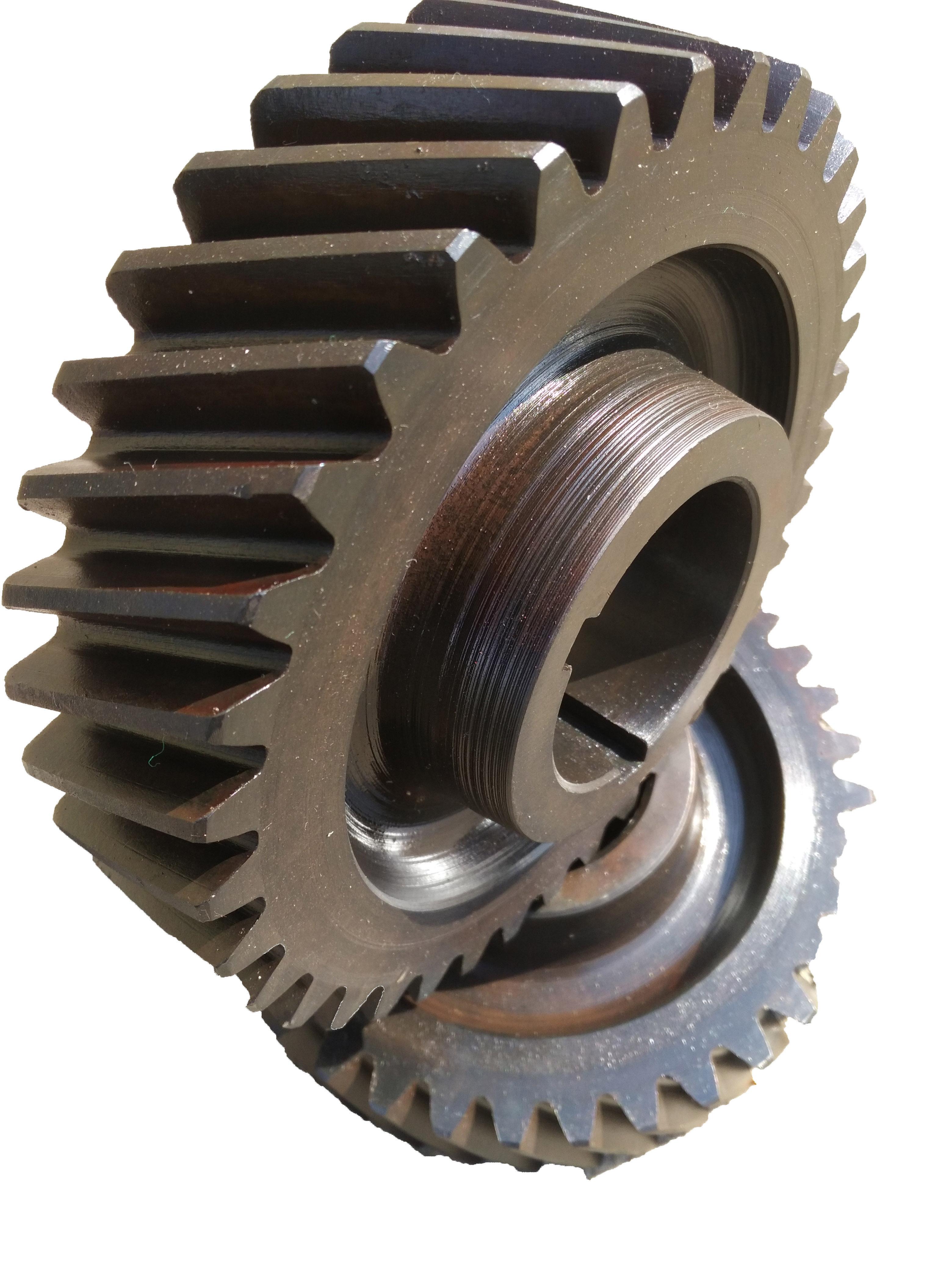 Зубчаті колеса для спецтехніки