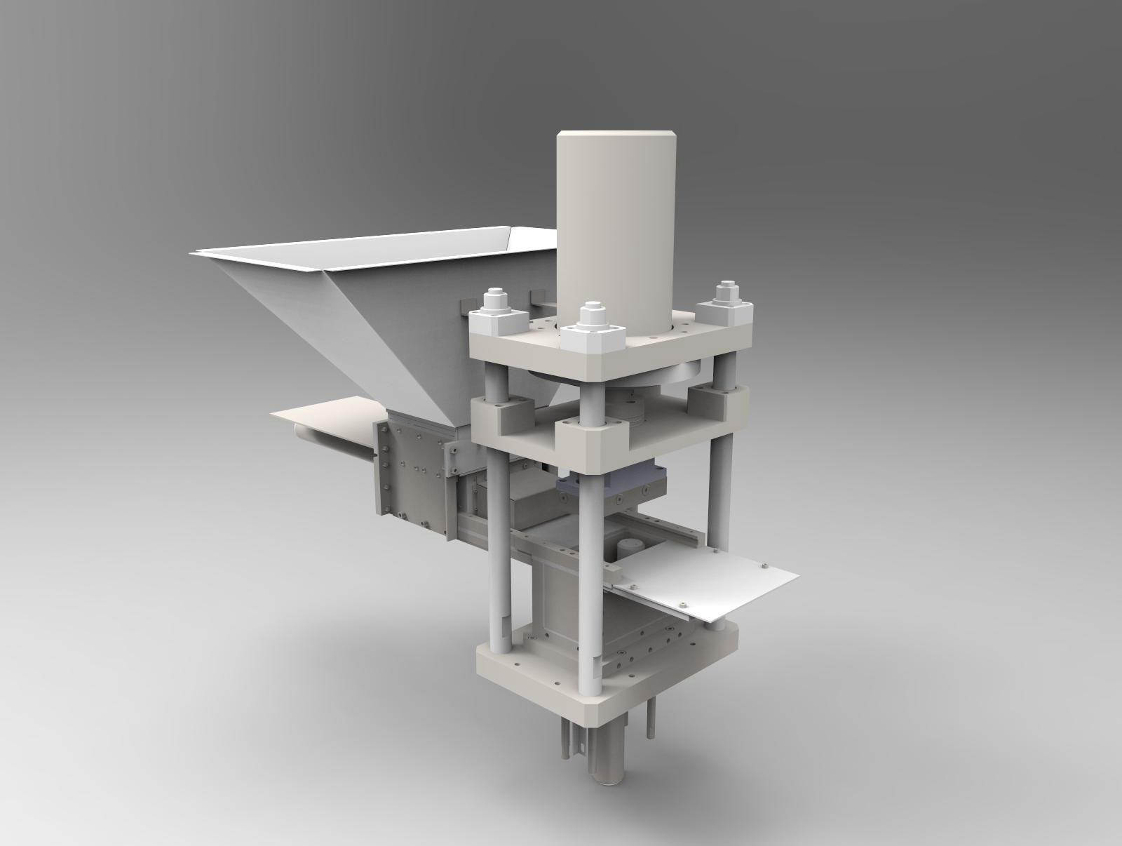 Автомат для лего цегли