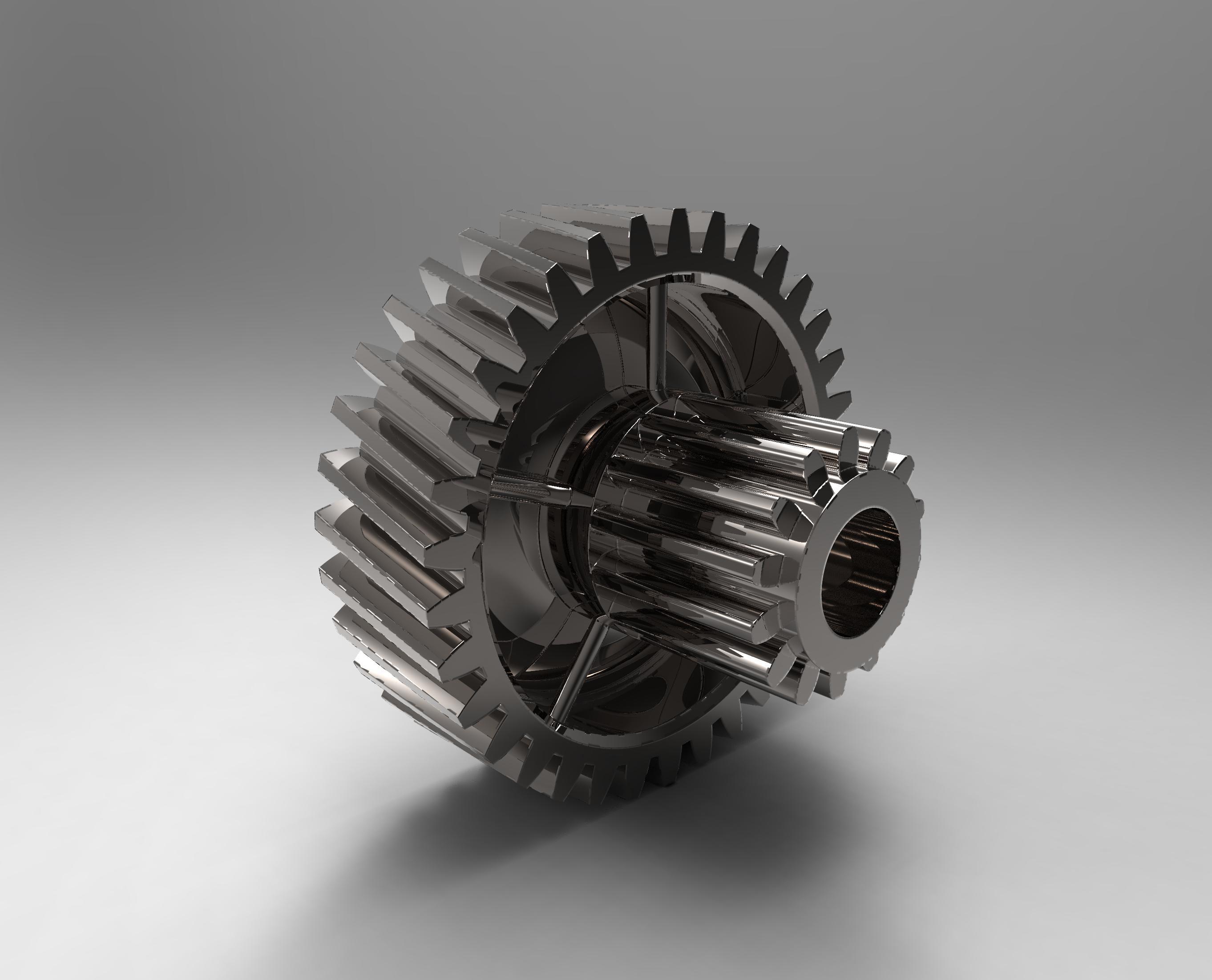 Проектування механічного щеплання
