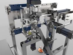 Автомат обробки мідного дроту