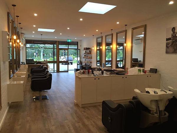 central coast hair dressing salon