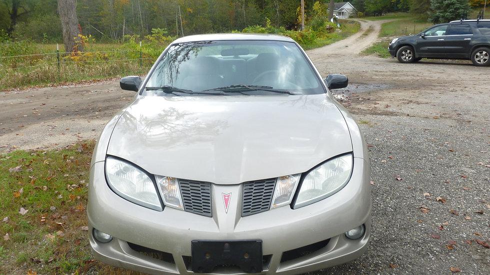 2004 Pontiac Sunfire 2dr Cpe