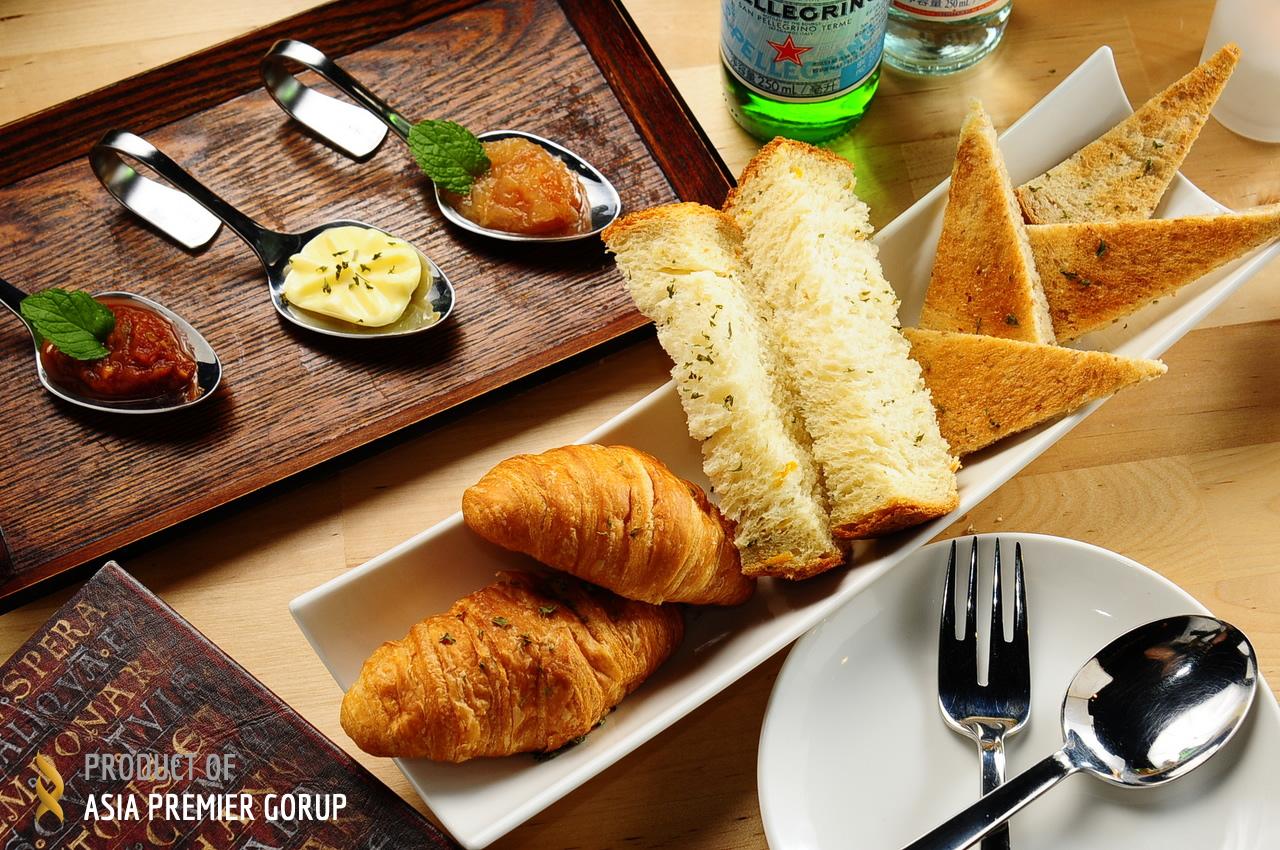 手工麵包籃