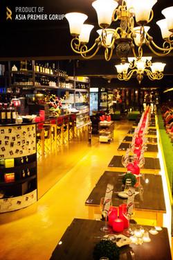 台北店用餐環境