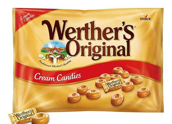 Werther's Original 奶油太妃糖 2000 公克