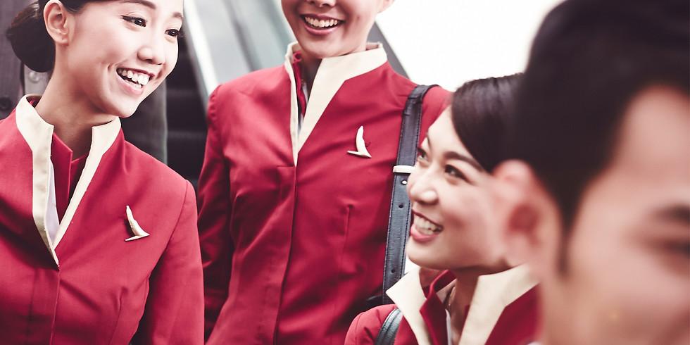 【瘋狂加碼】台灣里程研究社專屬 - 國泰航空曼谷BKK機場禮遇通關券