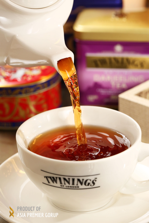 Twinings 皇室御用茶品