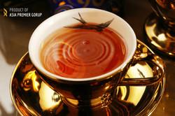 頂級黃金茶具