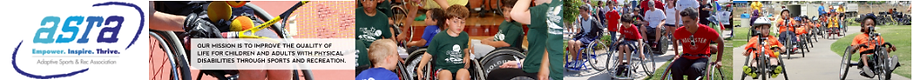 ASRA adaptive sports and rec.