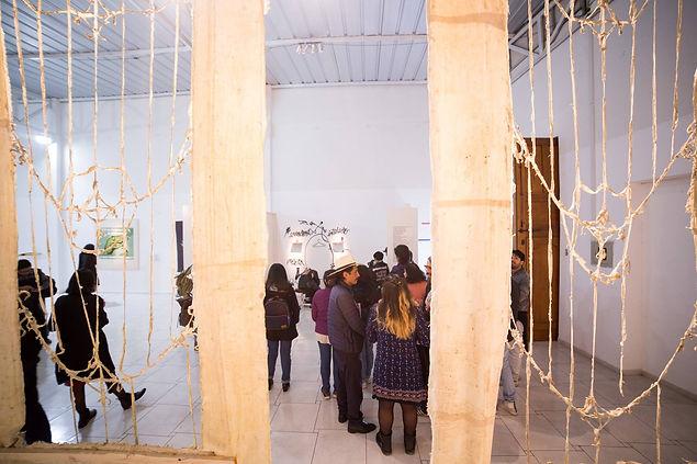 Encuentro Nacional de Artes Visuales Tru
