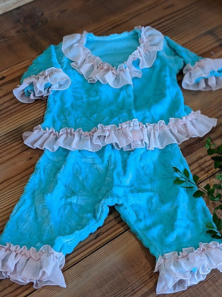 Baby Blue Crossover Set