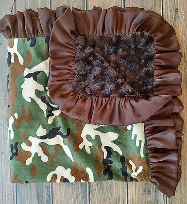 Camo (WS) READY TO SHIP TEETHER