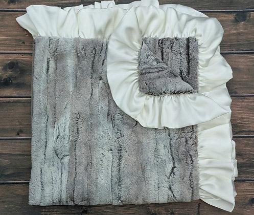Silver Fox- Ivory (WS)