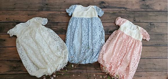 Crochet Bubble Gown