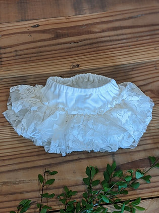 Lace Ruffle Bloomer