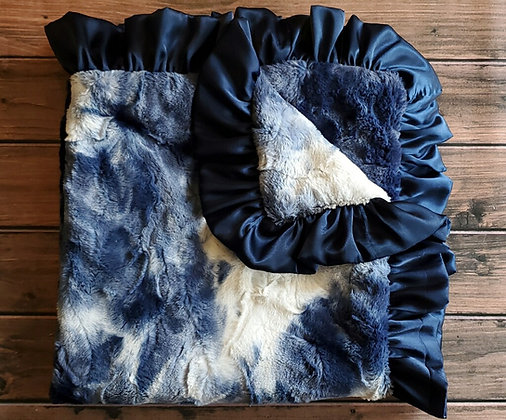 Navy Tie Dye (WS)