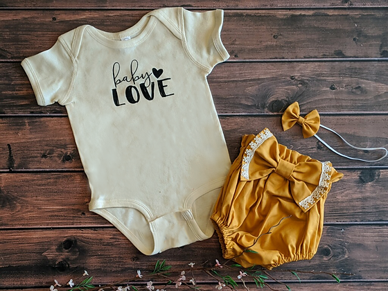 Baby Love Bodysuit (WS)