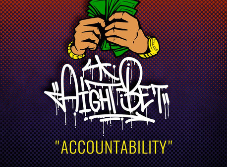 AIGHT BET: Release Debut Song 'Accountability' (EXCLUSIVE)