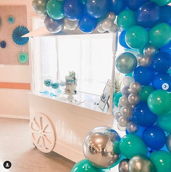 Lolly cart hire Canberra