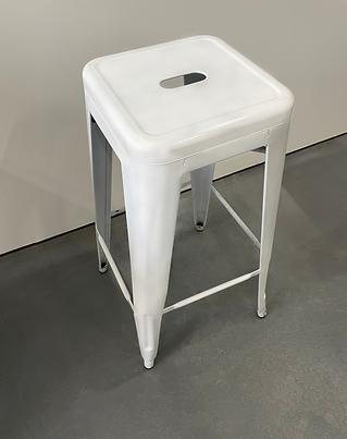 White Tolix stool photoshop.png