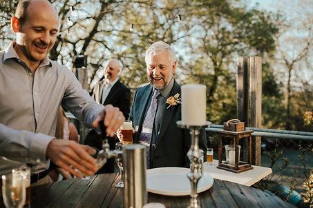 Self serve bar hire Canberra