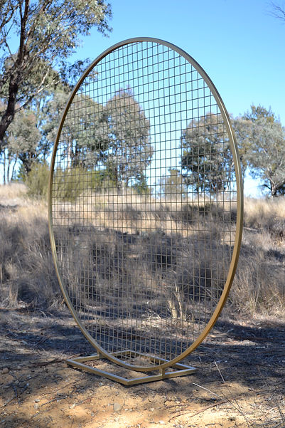 Mesh screen - Prop hire - Canberra