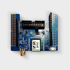 XBOARD SF02 Sigfox Monarch Module