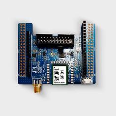 XBOARD Sigfox Module for RCZ2 | RCZ4