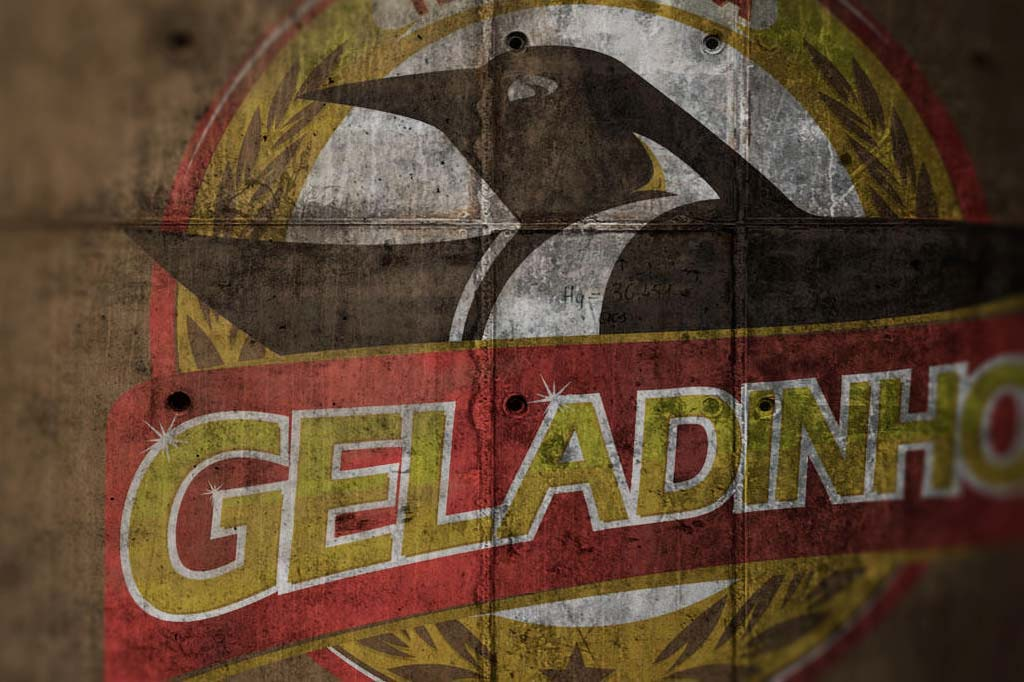 Geladinho - Branding