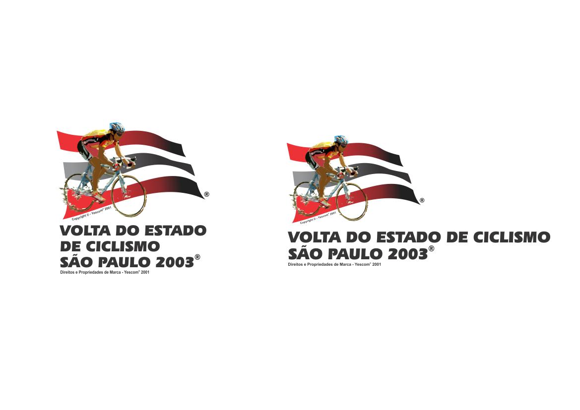 Marca Volta de ciclismo São Paulo