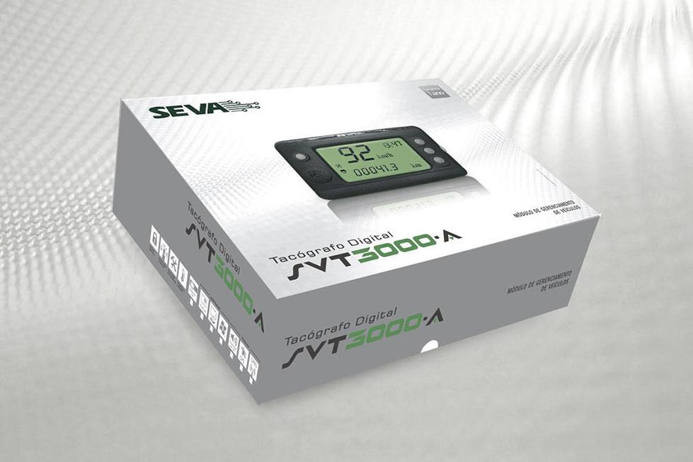Seva Engenharia - Tacógrafo digital, impresso, design de embalagem, produto, marketing, comunicação, branding