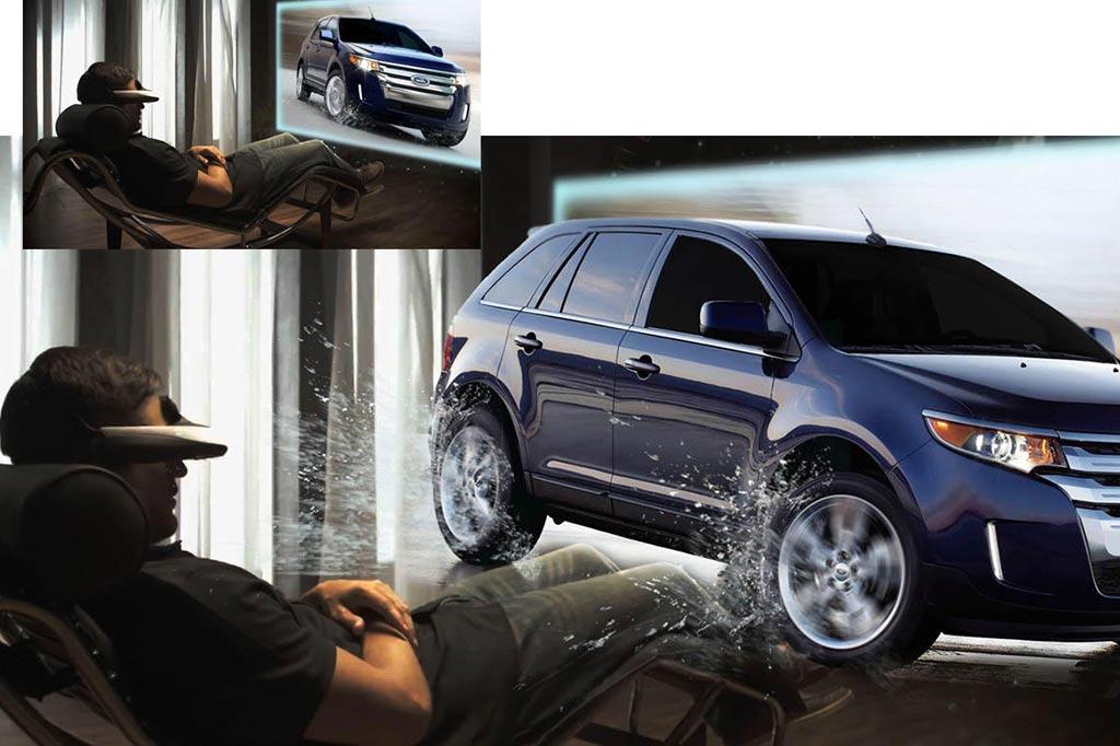 Ação promocional Ford