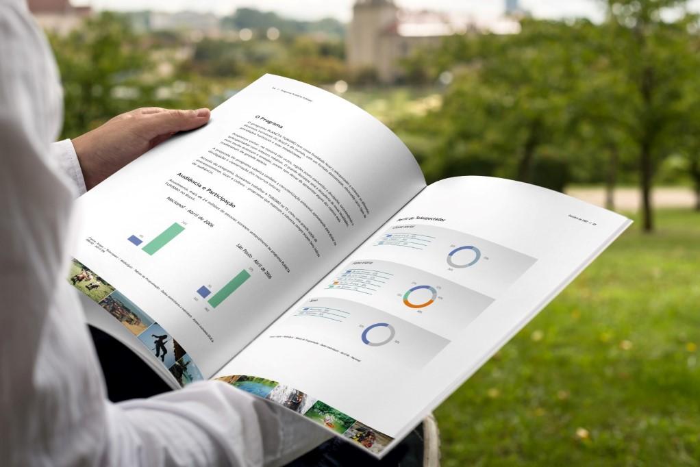Folder - Newbrand Comunicação