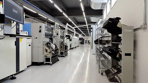 Linha de desenvolvimento JPL Tecnologia
