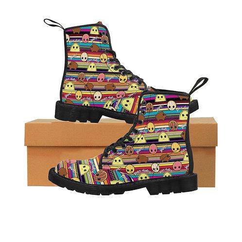 Pan Dulce Women's Martin Boots