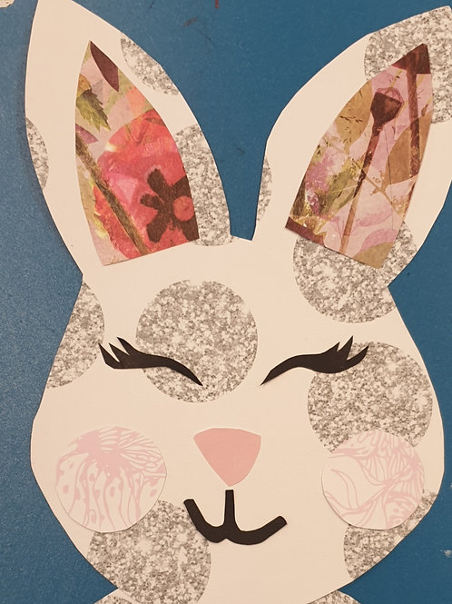 Ready Made Easter Bunny Art Pack