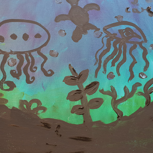 Under the Sea Painting
