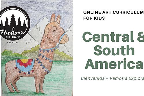 Term 1 - Central & South America