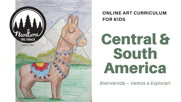 Term 1 - Central & South America