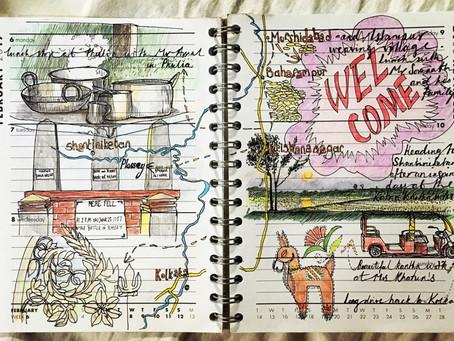 Travel Sketching Ideas