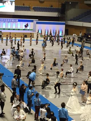 全日本美容技術選手権大会in北海道