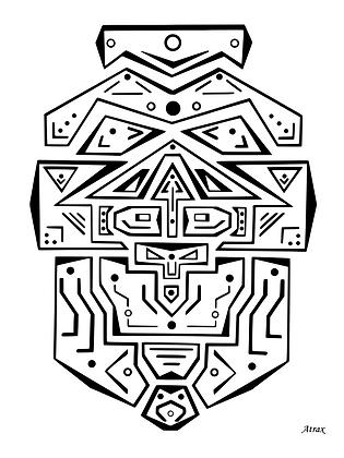 Nemphí (Bildadatei s/w)