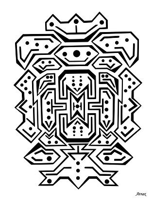 Xáltura (Bildadatei s/w)