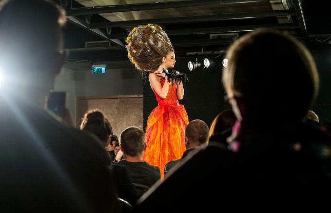 Budapest Fashion Week 2012