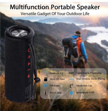 Portable Blue Tooth Speaker