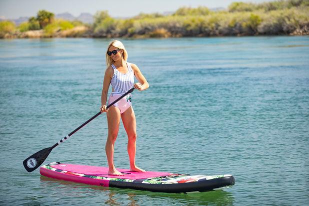POPpaddleboards-Royal Hawaiian-Pink_Blac