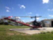 Sarasota helicopters Hiller Robinson