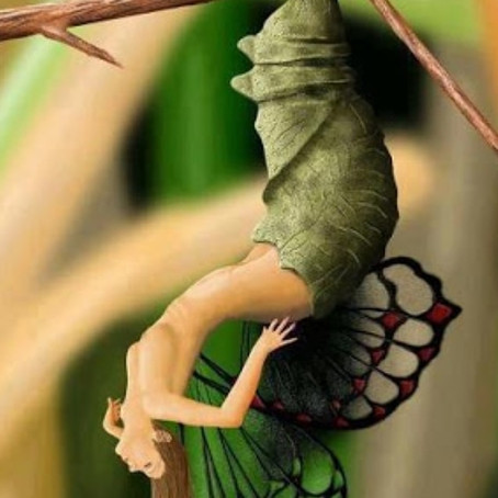 """Tu transformación NO es una """"prueba"""" de Dios..."""