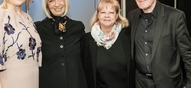 mit Erika Pluhar & Marianne Mendt